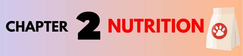 chapter 2 dog nutrition
