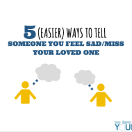 5 Easier Ways To Tell Someone You're Feeling Sad
