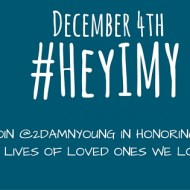 #HeyIMY: A Special Throwback Thursday Celebrating Too Damn Young's First Remembrance Day