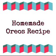 Inside Jamie's Kitchen: DIY Homemade Oreo Recipe