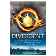 Books to Get Lost in: Divergent by Veronica Roth