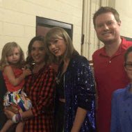 Taylor Swift Sings In Memory Of Ronan At Glendale Concert