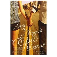 Books for Teen Grief: Amy and Roger's Epic Detour