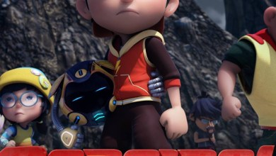 Photo of Boboiboy The Movie Pupuk Semangat Setia Kawan
