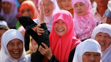 Photo of Masyarakat Muslim China: Sambutan Aidilfitri