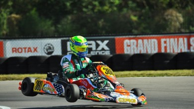 Photo of Final Kejohanan Go-Kart Rotax Asia Max Challenge Di Sepang