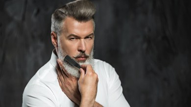 Photo of How to Get Rid of Grey Beard Hair