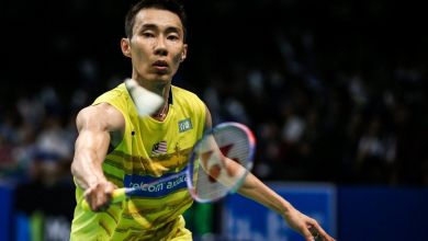 Photo of Chong Wei Dan Lin Dan Mara, Chen Long Tersungkur