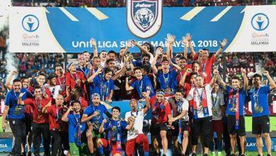 Photo of JDT Raikan Takhta Liga Super Buat Kali Kelima Berturut-turut Dengan Bergaya