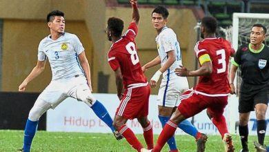 Photo of UAE Gugur Khalfan Kerana Bertindak Ganas Selepas Perlawanan Persahabatan