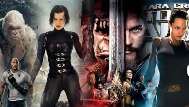 Photo of 25 Filem Dari Permainan Video Dengan Kutipan Box Office