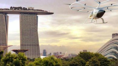 Photo of Teksi Udara Volocopter Bakal Diuji di Singapura