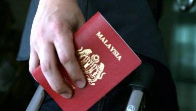 Photo of Pasport Malaysia Keempat Terkuat di Asia