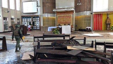 Photo of Suspek Serangan Bom Gereja Serah Diri Kepada Polis