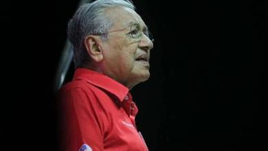 Photo of Tun M Terpaksa Berdiam Setelah ROS Sahkan Beliau Bukan Lagi Pengerusi BERSATU?