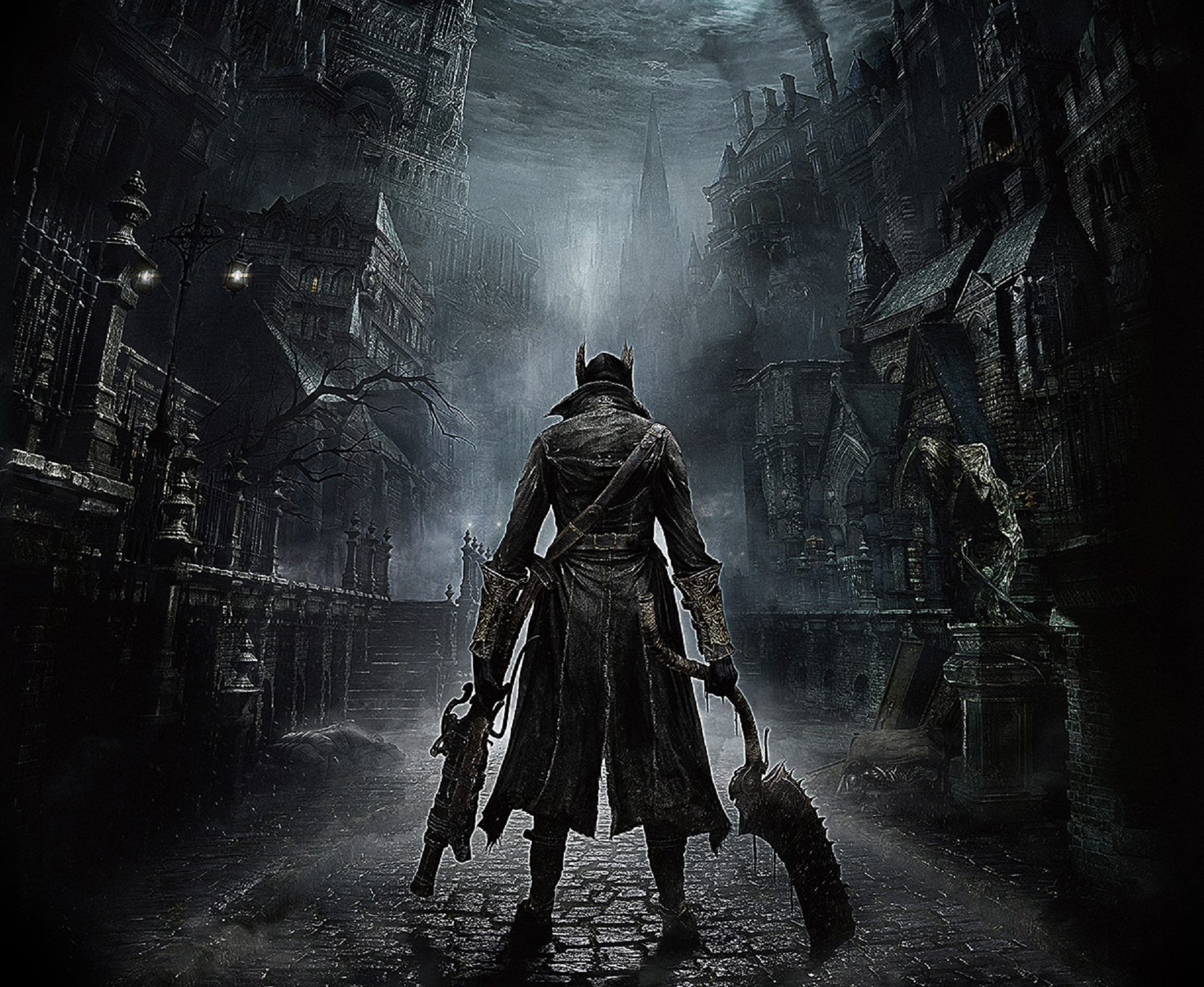 Too Far Gone | Bloodborne