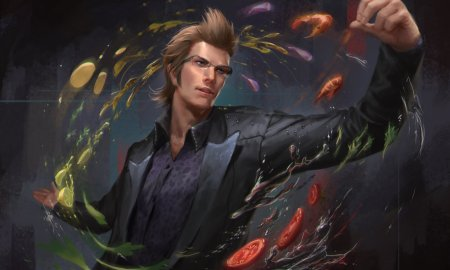 Too Far Gone | FFXV Ignis by Giselle Almeida