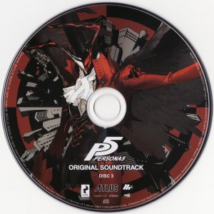 Too Far Gone | Persona 5 OST Disc Scan