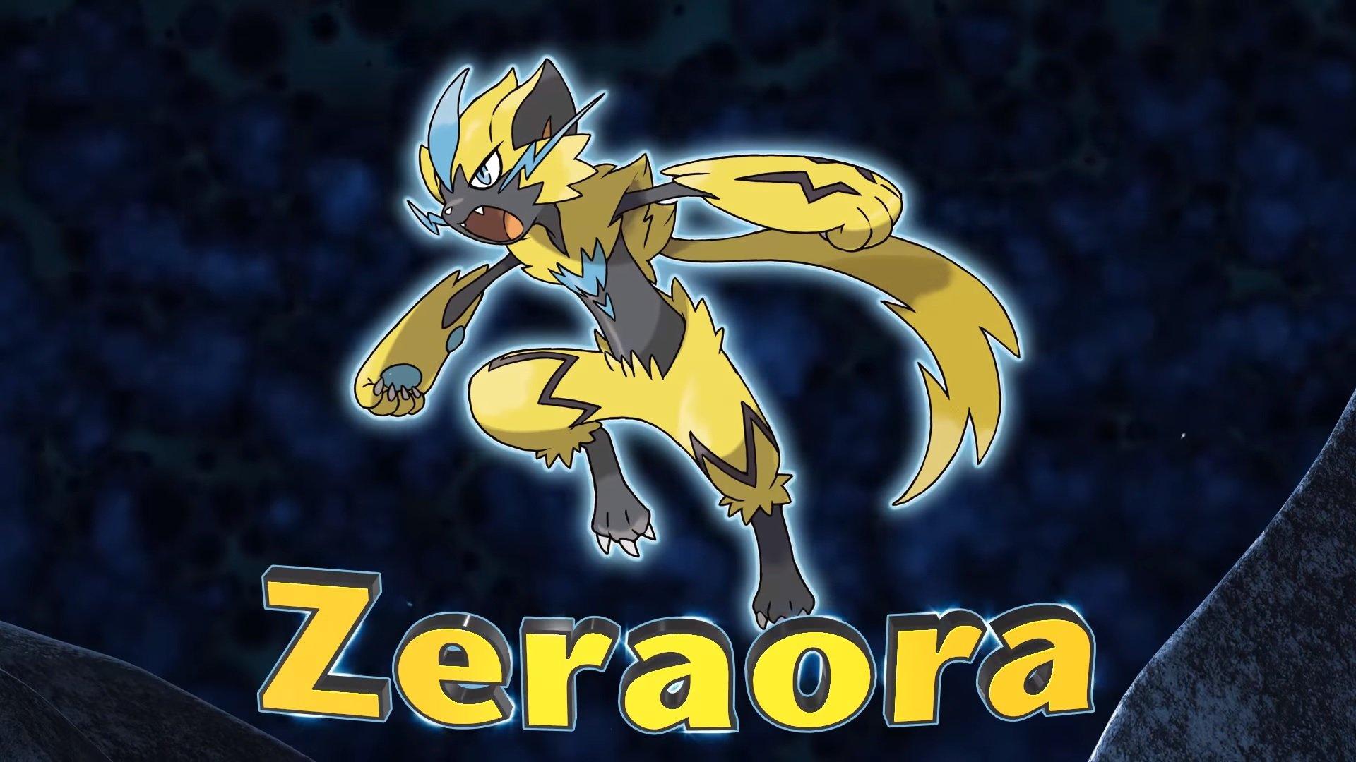 Too Far Gone | Pokemon Zeraora