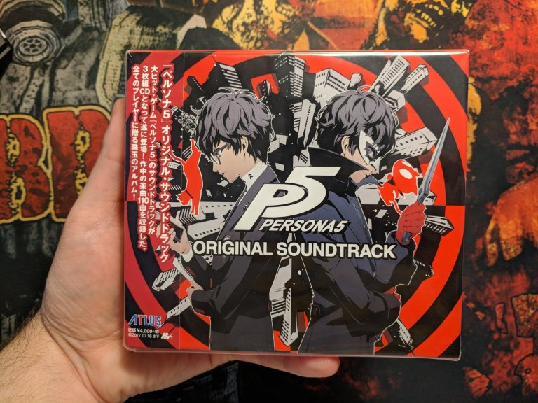 Too Far Gone   Persona 5 OST Giveaway