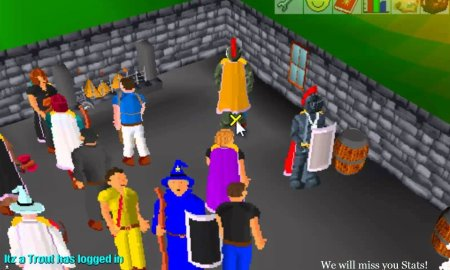 Too Far Gone | RuneScape Classic