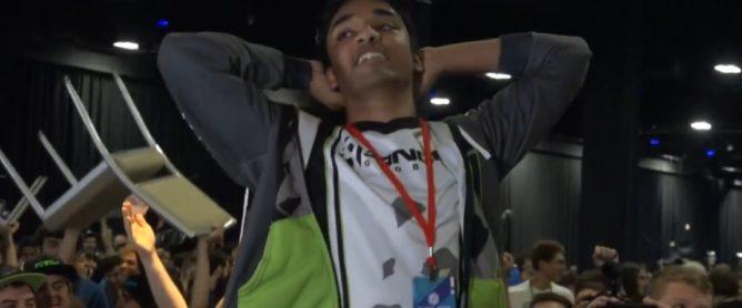 Zain from Shine 2018   Super Smash Bros Melee