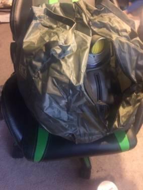 Fallout 76 Nylon Bag | Too Far Gone