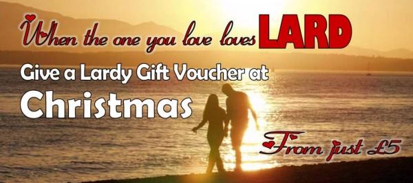 Lardy Gift Vouchers