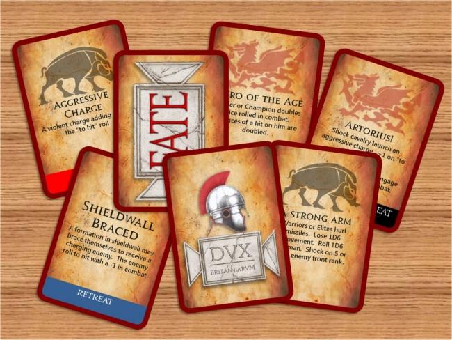 Dux Cards