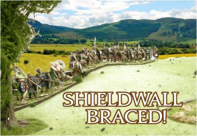 Shieldwall Braced