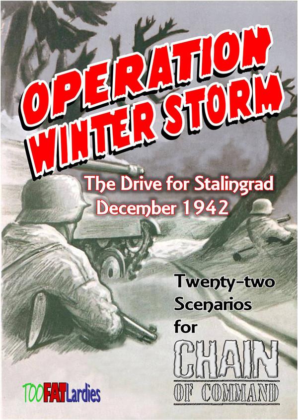 Operation Winter Storm Scenario Supplement