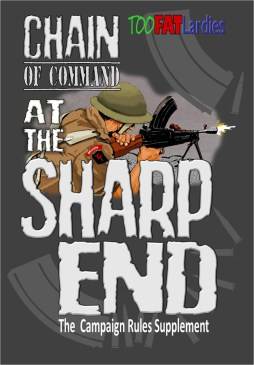 At the Sharp End Campaign Handbook
