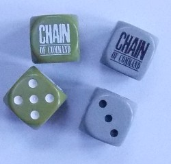 Chain of Command Dice