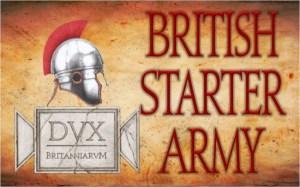 Dux Britanniarum British Starter Army