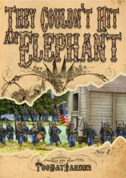 They Couldn't Hit An Elephant!