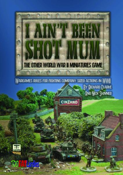 I Ain't Been Shot Mum!