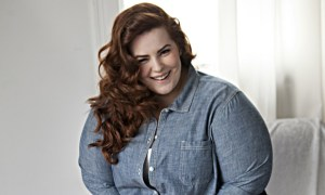 Tess Holliday in Channel 4's Super-Sized Wars.