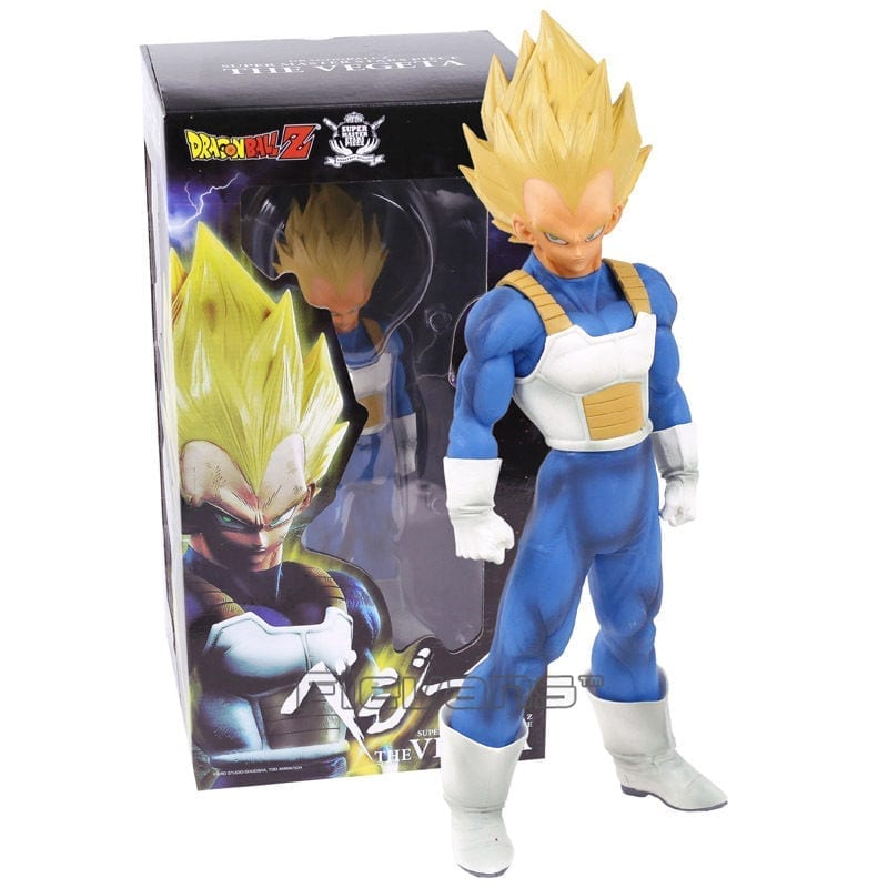 Figura Vegeta Banpresto Dragon Ball Anime Armadura Super Master Star Pieces 12''