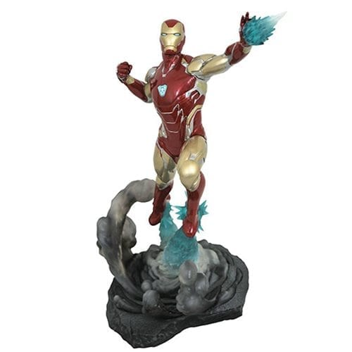 Estatuilla Iron Man Diamond Select Toys Gallery Avengers Endgame Marvel 9""