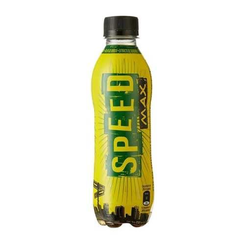 Botella Bebida Energizante Speed Max 250 ml