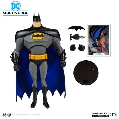 "Figura Batman Mcfarlane Batman the Animated Series DC Comics 7"" DC Multiverse"