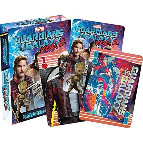 Cartas Guardianes de la Galaxia Vol 2 Aquarium Guardianes de la Galaxia Marvel