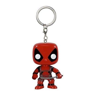 Llavero Deadpool Funko POP Deadpool Marvel