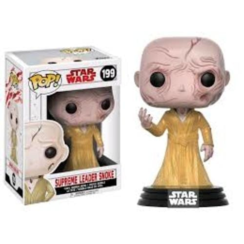 Figura Supreme Leader Snoke Funko POP The Last Jedi Star Wars
