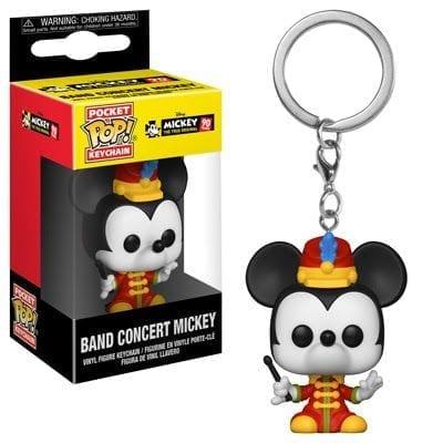 Llavero Mickey Mouse Funko POP Disney Traje Concierto