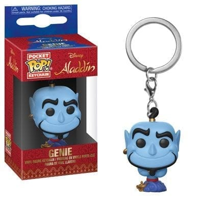 Llavero Genio Funko POP Aladdin Disney