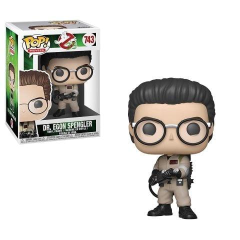 Figura Dr Egon Spengler Funko POP Ghostbusters Ciencia Ficción