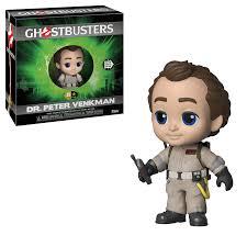 Figura Peter Venkman Funko 5 Stars Ghostbusters Ciencia Ficción