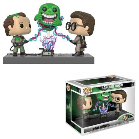 Figura Salón de Banquetes Funko POP Ghostbusters Ciencia Ficción Movie Moment