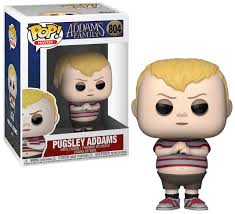 Figura Pericles Funko POP Addams Family 2019 Terror Pugsley Addams